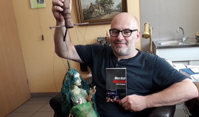 Der Autor Max Graf
