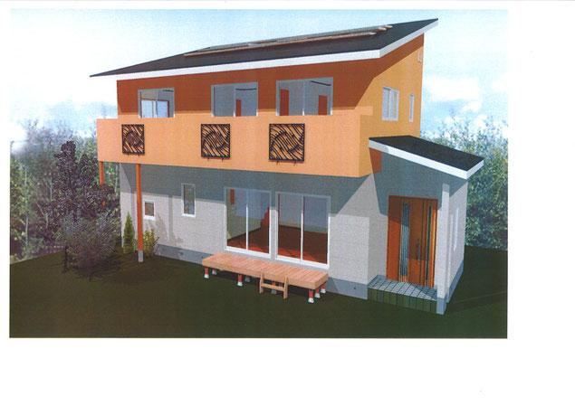 ZEHモデル住宅