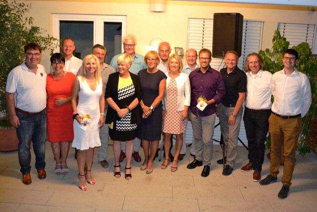 Gewinner der 20. Acherner Golf-Stadtmeisterschaft