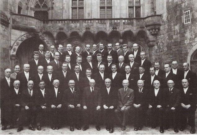 Der Chor 1963