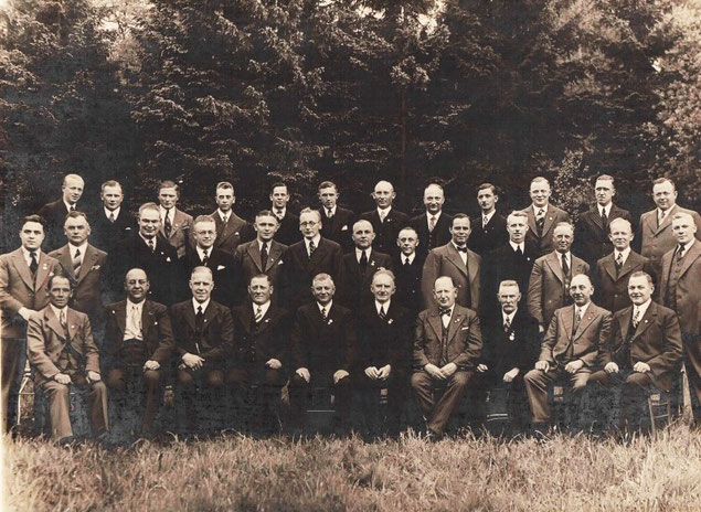 Der Chor 1938