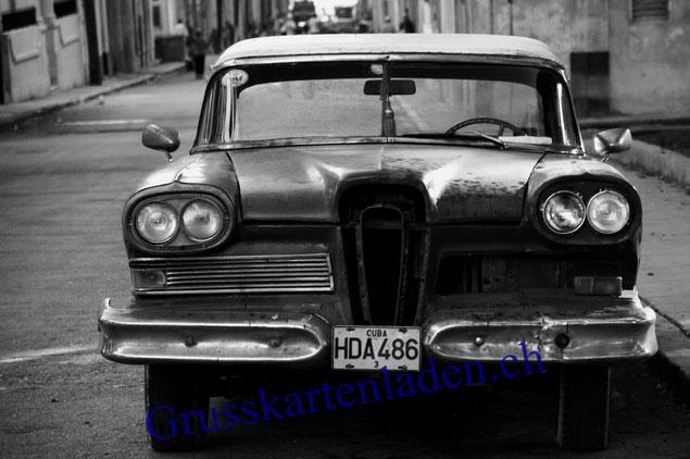 Cubacar Fotokarten