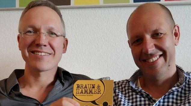 Holger Schmidt & Heinz-Gerhard Witte - Psychotherapeuten mit grandioser Autorenleidenschaft