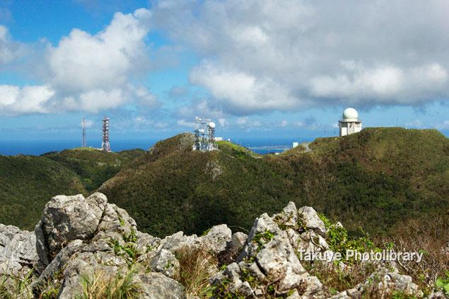 八重岳 沖縄の風景