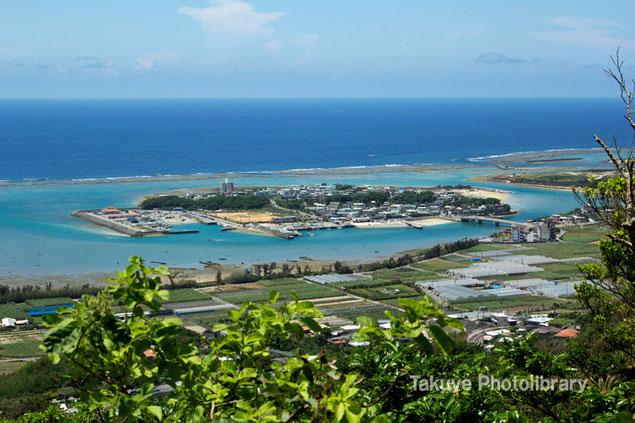 奥武島 沖縄の風景