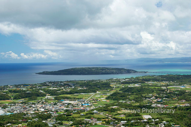 古宇利島 沖縄の風景