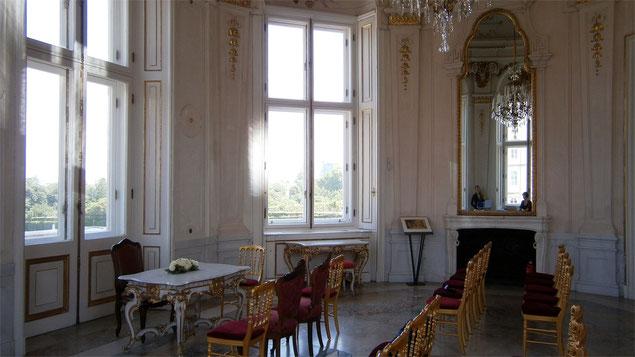 Oberes Belvedere (Oktogon)