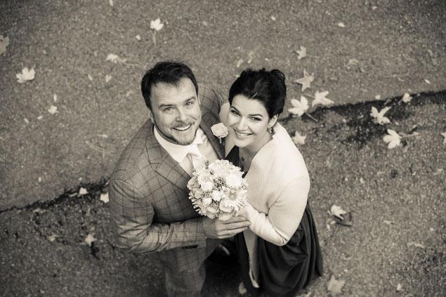 Hochzeitsfoto: Bettina & Markus