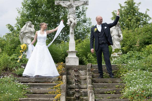 Hochzeitsfoto:  Susanne & Gregor
