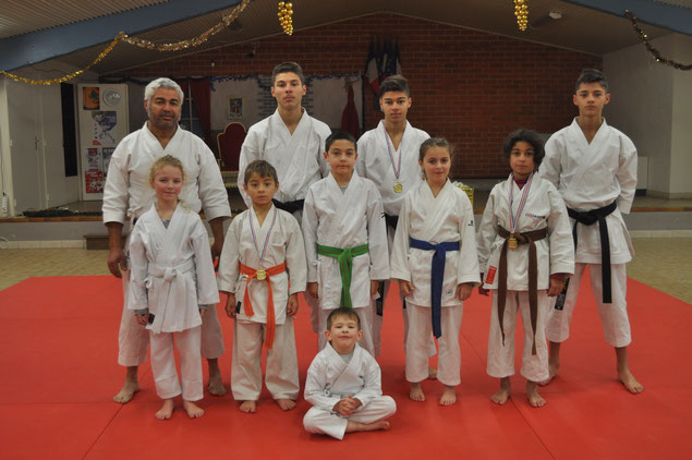 club karate 62