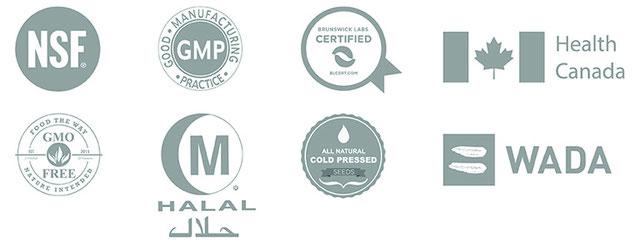 Reconocimientos obtenidos por Rain International
