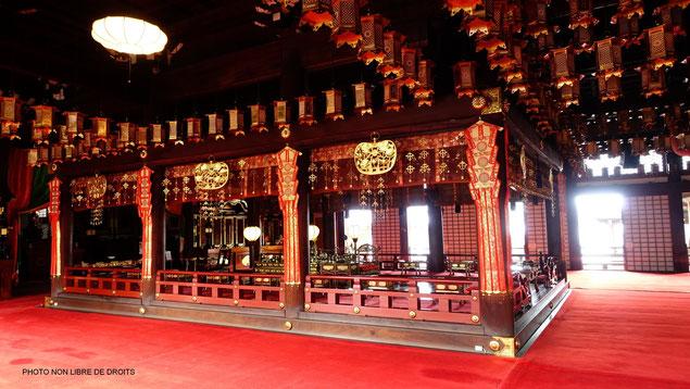 Temple bouddhiste, Zentsu-Ji