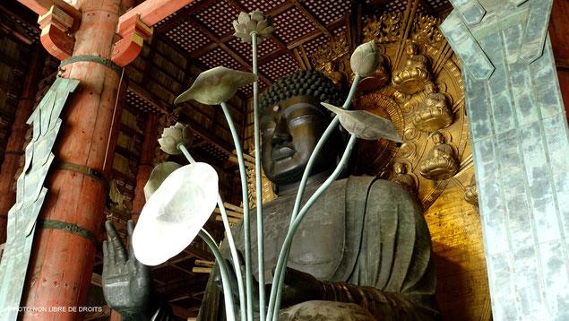 Vairocana le Bouddha absolu, Nara, Japon