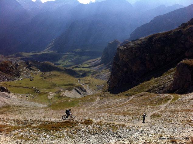 il Vallone del Maurin è un'altro lato della Val Maira che lascia sbalorditi per la bellezza