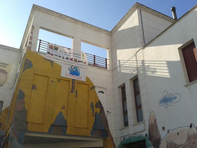 Centro municipal de infancia Rompeolas