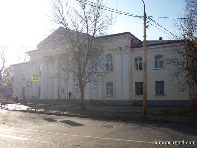 Музыкальная школа в Гатчине