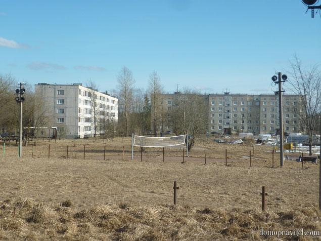 деревня Сяськелево