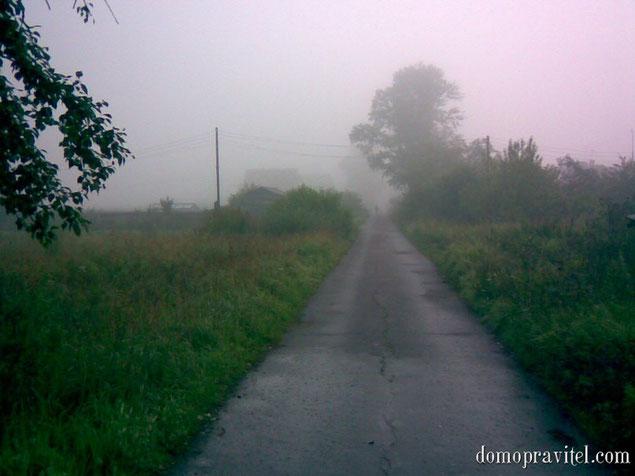 В поселке при станции Верево только одна улица - Железнодорожная