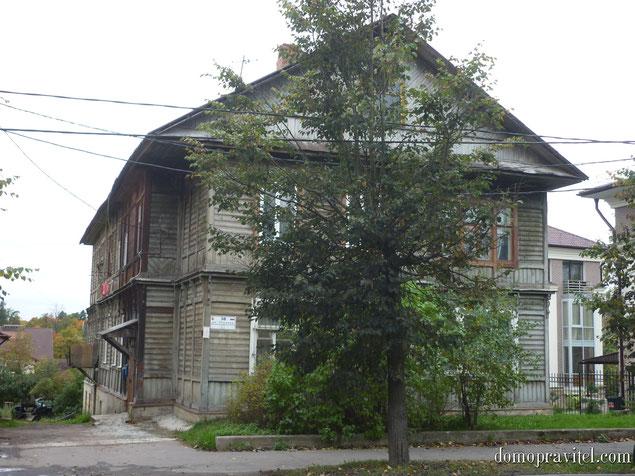Гатчина, ул. Чкалова, дом 38 (29.09.2015)