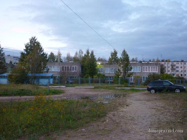 Детский сад №32 комбинированного вида в д. Пудомяги