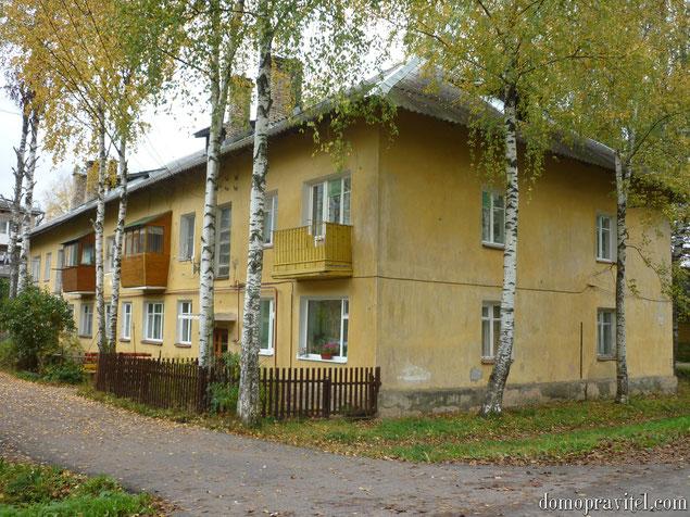 Многоквартирный дом в Дружной Горке на ул. Здравомыслова 7