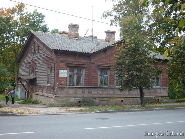 Гатчина, Чкалова 48