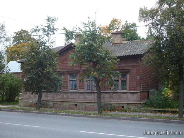 Гатчина, ул. Чкалова, дом 48