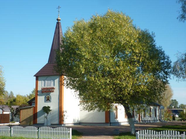 Храм в честь Святого Апостола и Евангелиста Иоанна Богослова в Аннино
