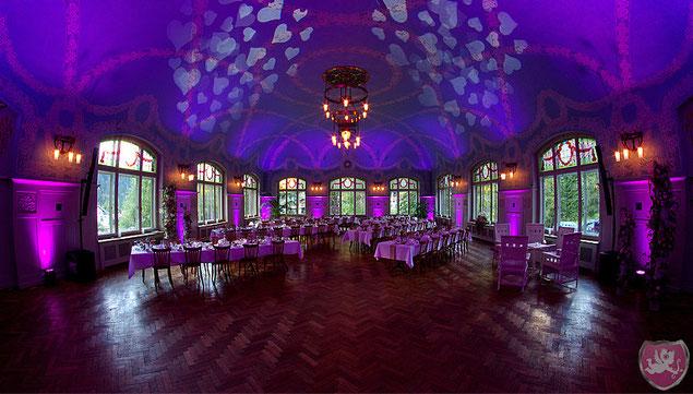 Kurhotel Bergün Hochzeit Heiraten Wedding DJ Benz