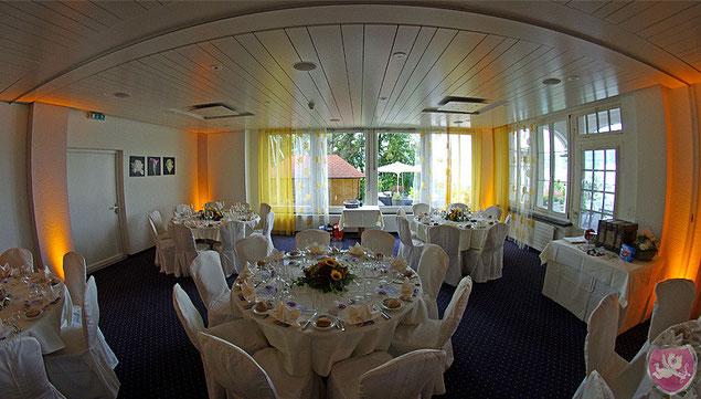 Hotel Hallwil Beinwil am See Hallwilersee Hochzeit Heiraten DJ Benz