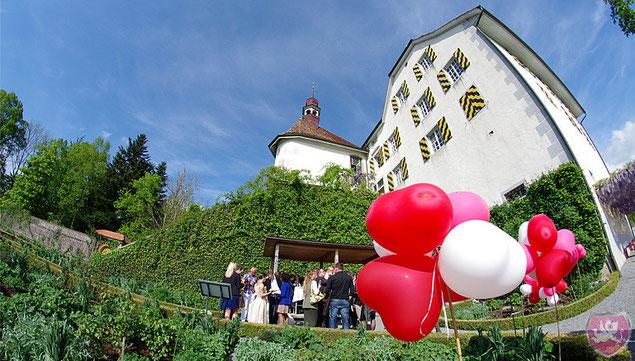 Schloss Heidegg Gelfingen Schlosskeller Party Wedding DJ Benz diehochzeitsdjs.ch