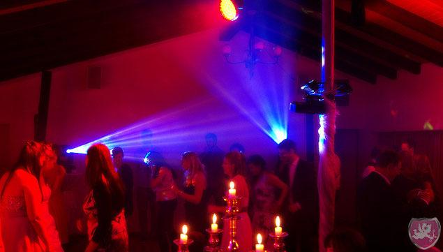 Hof Wiesengrund Oberglatt Hochzeit DJ Benz