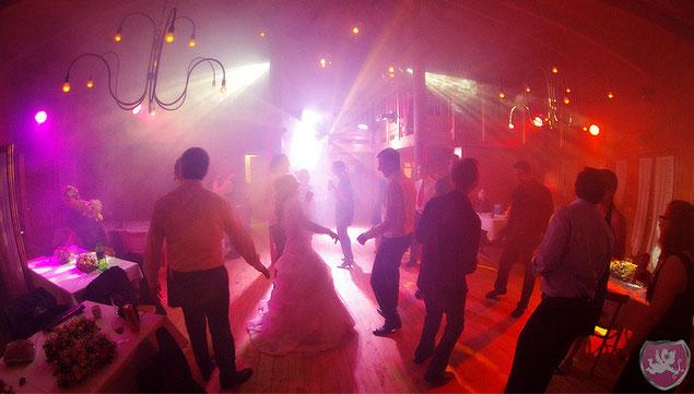 Hochzeit Waldhaus Fällanden DJ Benz