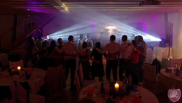 Wasserschloss Wyher Ettiswil Hochzeit Heiraten Wedding DJ Benz