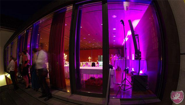 Hotel Seeuburg Luzern Hochzeit DJ Benz