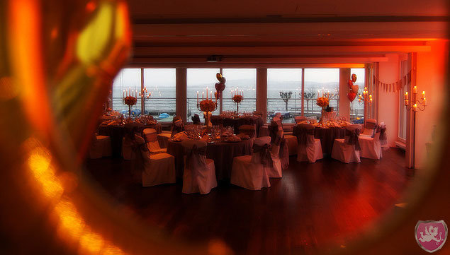 Hotel Marina Lachen Pfäffikon Zürichsee Hochzeit Heiraten Wedding DJ Benz