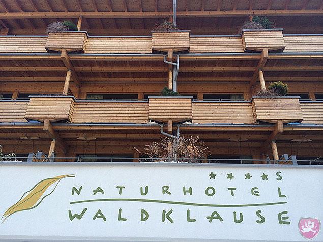 Naturhotel Waldklause Österreich Längenfeld