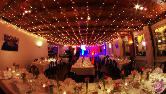 Restaurant Aklin Zug Heiraten Hochzeits DJ Benz