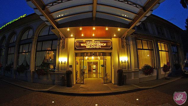 Hotel Waldstätterhof Brunnen Hochzeit Heiraten DJ Benz