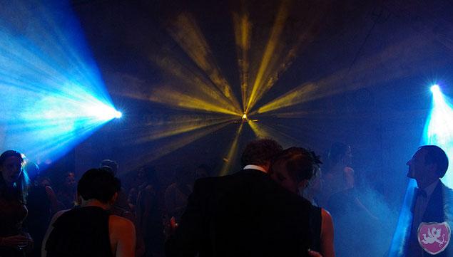 Hochzeit Party Hotel Guarda Val Lenzerheide Hochzeits DJ Benz