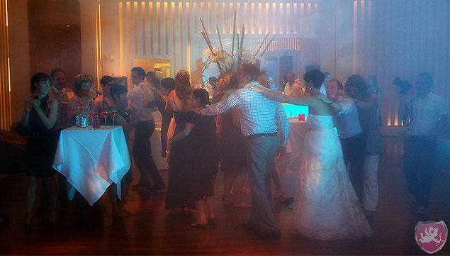 Hochzeit Golf Sempachersee Hildisrieden, Hochzeits DJ Benz