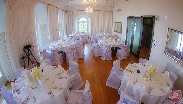 Schloss Wartensee Rorschacherberg Hochzeit Heiraten Wedding DJ Dubi