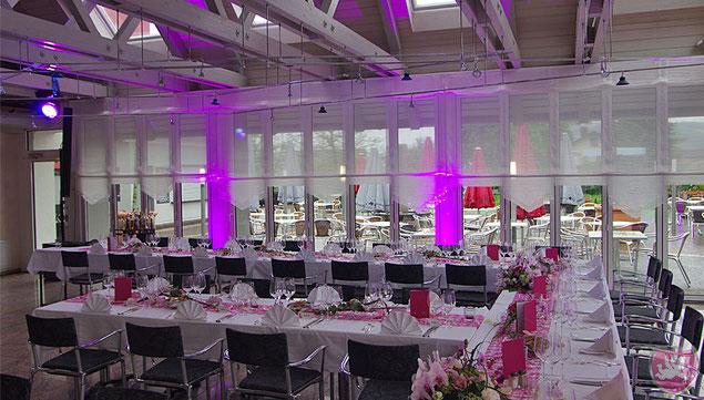 Hotel Schäfli Siebnen Hochzeit DJ Benz