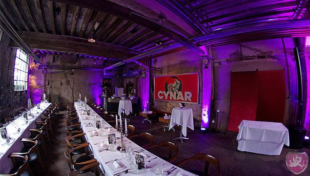 Die Giesserei Oerlikon Zürich Party Hochzeit Heiraten Geburtstag