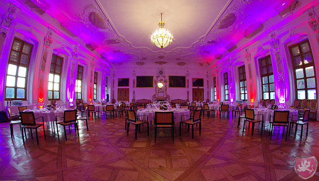 Kloster St. Urban Festsaal Hochzeit Heiraten Event Wedding Party DJ Benz