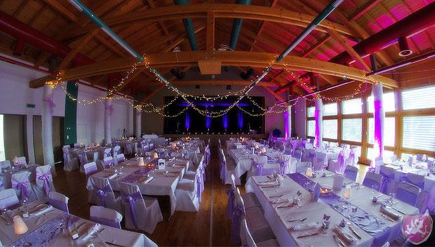 Gemeindezentrum Wahlen Hochzeit Heiraten DJ Benz