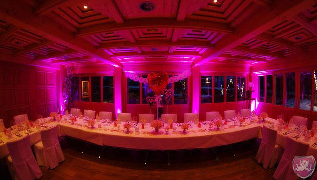 Restaurant Schweizerhof Engelberg Hochzeit Heiraten Wedding Schnee Party Hochzeitsdj Benz
