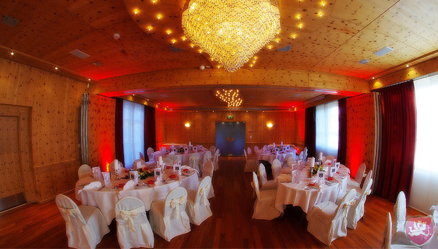 Restaurant Wellnesshotel Sonnental Dübendorf Arvensaal Hochzeit Heiraten Wedding DJ Benz