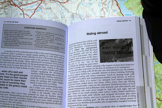 Chris Scott, Adventure Motorcycling: A Route & Planning Guide