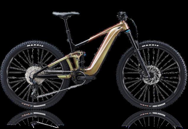 E-Bike GIANT Trance X E +2